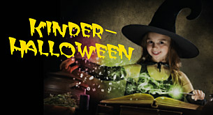 Kinder-Halloween Traumland